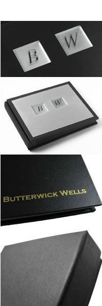 Butterwick Wells Glass Plaques, Presentation Boxes, Double Sided Tape