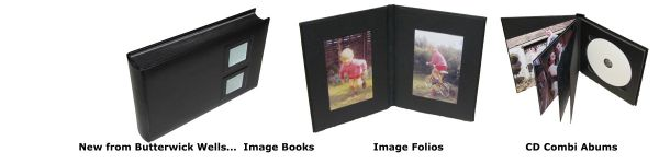Butterwick Well Hand Made Photograph Albums and Folios